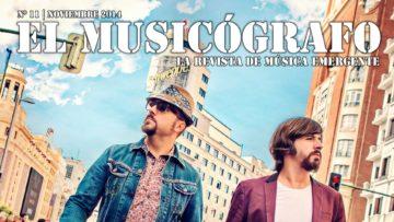 Nº 11   El Musicógrafo – La Revista   Noviembre 2014